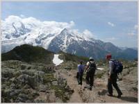 Trekking Chamonix