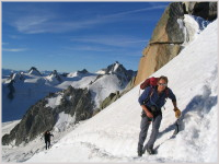 Mountaineering Chamonix